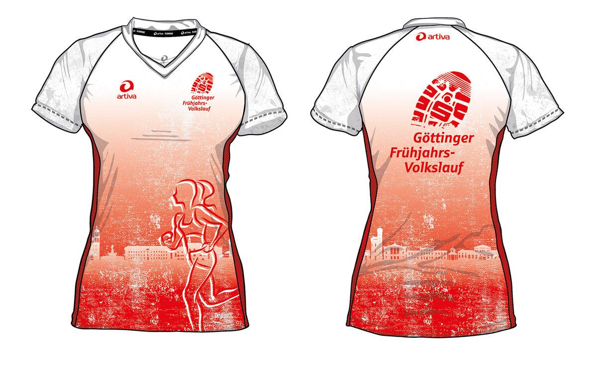Running-Shirt Frauen